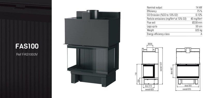 Seguin sudamik FAS1003V Sensio 100 3V 3-Klaasiga Moodud.jpg